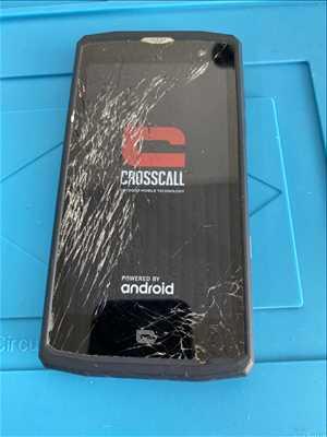 Photo de réparation de téléphone n°2706 à Fécamp par le réparateur CHIC Mobile