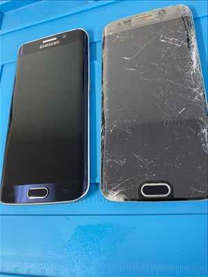 Photo de réparation de téléphone n°2710 à Fécamp par le réparateur CHIC Mobile