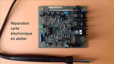 Photo de réparation de carte électronique n°2724 à Saint-Brieuc par Mace Robotics