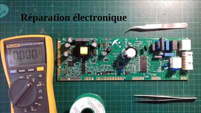 Photo de réparation de circuit électronique n°2727 dans le département 22 par Mace Robotics