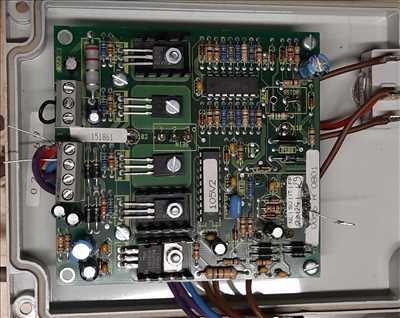 Exemple de réparation de circuit électronique n°2733 à Valence par CRABOTS