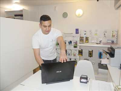 Exemple de réparation d'ordinateur n°2741 à Salon-de-Provence par Electron service