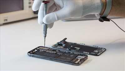 Exemple de réparation de smartphone n°2745 à Salon-de-Provence par Electron service