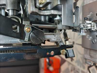 Exemple de réparation de machine à coudre électrique et électronique n°2757 à Chambéry par Chartreuse Entretien