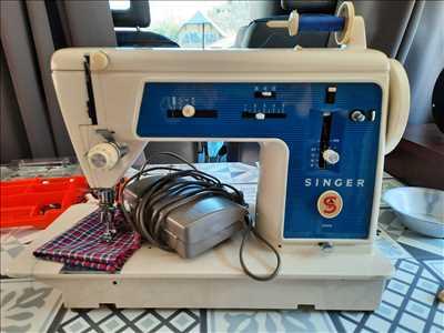 Photo de réparation de machine à coudre électrique et électronique n°2759 dans le département 73 par Chartreuse Entretien