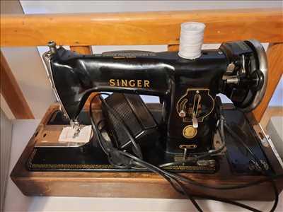 Photo de réparation de machine à coudre n°2760 à Chambéry par Chartreuse Entretien