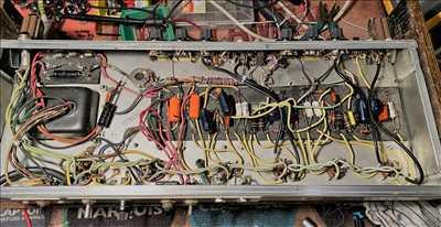 Photo de réparation d'instruments de musique n°2780 à Saint-Etienne par David