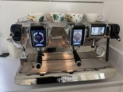 Photo de réparation de machine à café n°2792 à Nice par Azur dépannage CHR 06/83