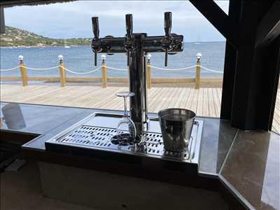 Photo de réparation de machine à café n°2794 à Nice par le réparateur Azur dépannage chr