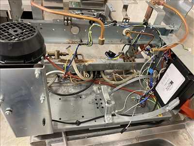 Photo de réparation de machine à café n°2795 dans le département 6 par Azur dépannage chr