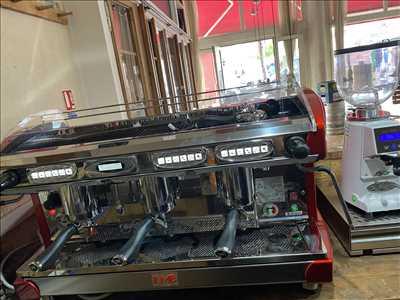 Photo de réparation de machine à café n°2796 à Nice par Azur dépannage chr