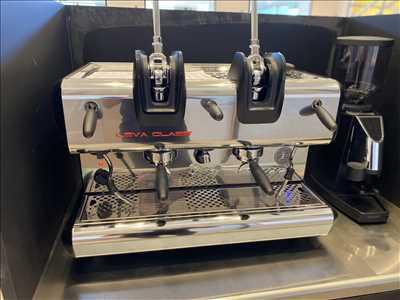 Exemple de réparation de machine à café n°2797 à Nice par Azur dépannage chr