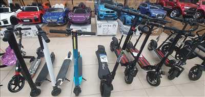 Exemple de réparation de trottinette électrique adulte et enfant n°2817 à Béziers par Trott and Bikes