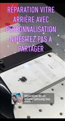 Exemple de réparation de smartphone n°2821 à Évry par MTMOBILE
