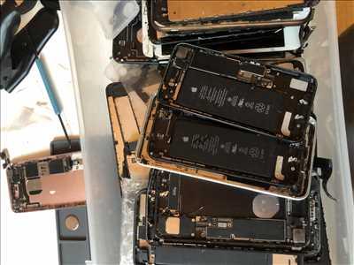Exemple de réparation de smartphone n°2825 à Évry par MTMOBILE