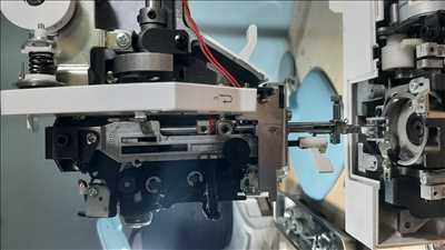 Photo de réparation de machine à coudre n°2846 à Albertville par le réparateur L'atelier des Ninis