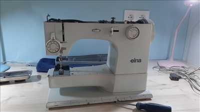 Photo de réparation de machine à coudre électrique et électronique n°2847 dans le département 73 par L'atelier des Ninis