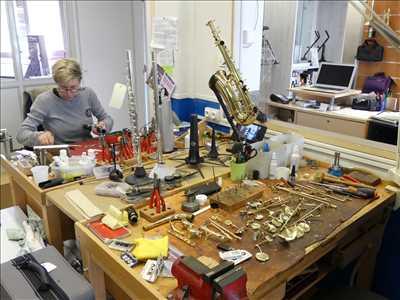 Exemple de réparation d'instrument de musique n°285 à Amiens par Séverine