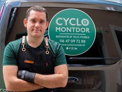 Photo de réparation de vélo n°2856 à Lyon par Cyclomontdor
