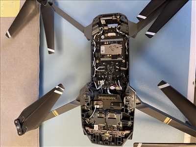Photo de réparation de drones n°2863 dans le département 38 par Marc