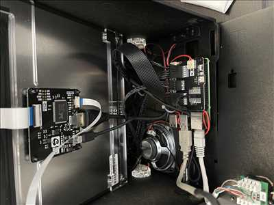 Photo de réparation de console de jeux n°2866 à Échirolles par le réparateur Marc