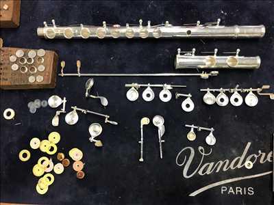 Photo de réparation d'instrument de musique n°287 dans le département 80 par Séverine