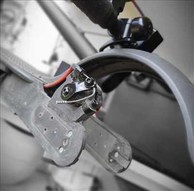 Photo de réparation de trottinette électrique n°2872 à Annecy par Ridejao Company