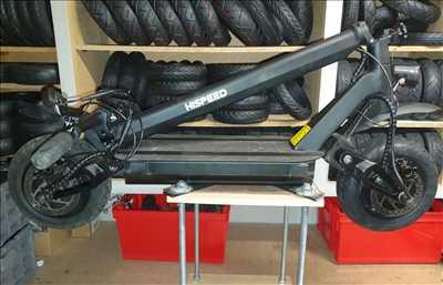 Photo de réparation de trottinette électrique n°2874 à Annecy par le réparateur Ridejao Company