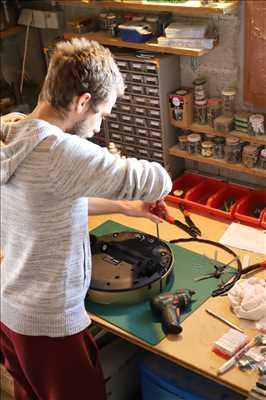 Photo de réparation d'électroménager n°2878 à Saint-Martin-d'Hères par le réparateur Valentin SYLLA