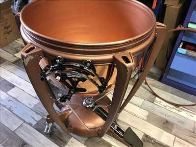 Photo de réparation d'instruments de musique n°288 à Amiens par Séverine