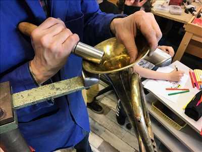 Photo de réparation d'instrument de musique n°291 dans le département 80 par Séverine