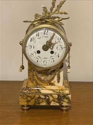 Photo de réparation d'horlogerie et de montre n°2914 à Antibes par le réparateur Anschveiller