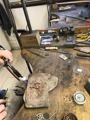 Exemple de réparation d'objets précieux n°2921 à Sélestat par Christine