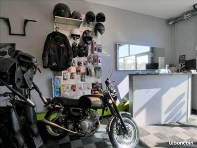 Exemple de réparation de moto utilitaire n°2925 à Hyères par ECO MOTO