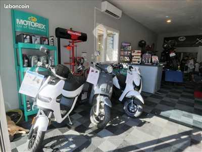 Photo de réparation de moto n°2926 à Hyères par le réparateur ECO MOTO