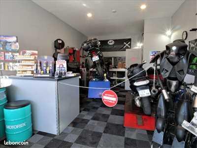 Photo de réparation de moto utilitaire n°2927 dans le département 83 par ECO MOTO