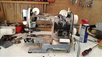 Photo de réparation de machine à coudre électrique et électronique n°2939 dans le département 13 par JS MACHINE A COUDRE