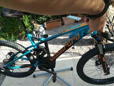 Photo de réparation de vélo n°2940 à Grasse par O2 Roues - Atelier vélo mobile