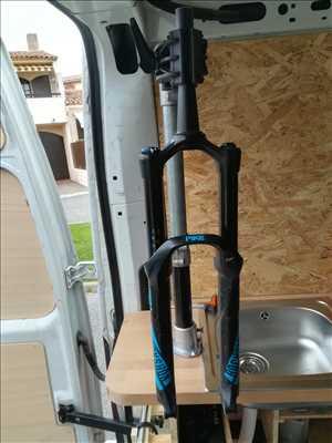 Photo de réparation de vélo n°2942 à Grasse par le réparateur O2 Roues - Atelier vélo mobile