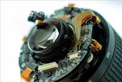 Photo de réparation d'appareil photo n°2950 à Plaisir par le réparateur Espace reparation