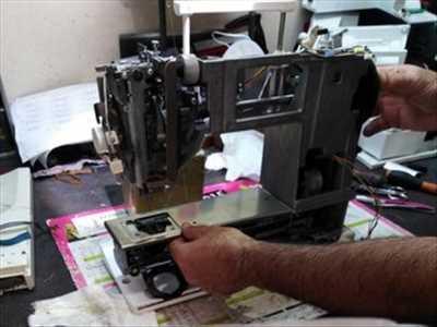 Exemple de réparation de machine à coudre électrique et électronique n°2973 à Toulouse par SARL QUILT and PATCH