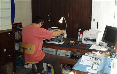 Exemple de réparation de machine à coudre électrique et électronique n°2977 à Toulouse par SARL QUILT and PATCH