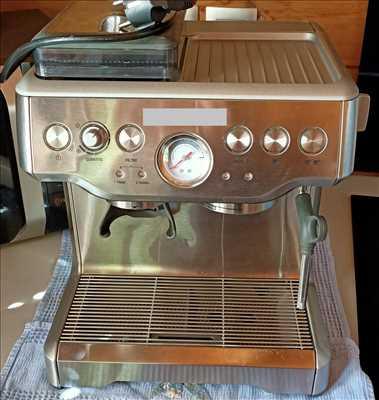 Photo de réparation de machine à café n°2984 à Savigny-le-Temple par REPAR'CAFFE