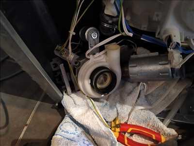 Photo de réparation d'électroménager n°2988 à Bourg-en-Bresse par am-electromenager
