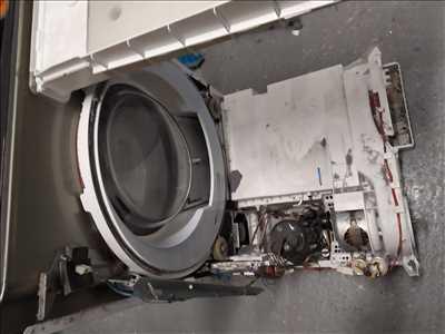 Photo de réparation d'électroménager n°2990 à Bourg-en-Bresse par le réparateur am-electromenager