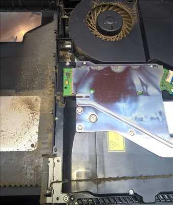 Photo de réparation de console de jeux n°2998 à Caen par le réparateur REPARTEK
