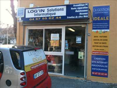 Exemple de réparation d'ordinateur n°3005 à Montpellier par LOG'IN Solutions
