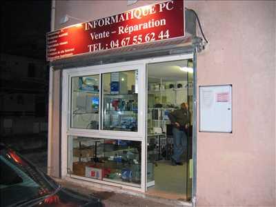 Photo de réparation et assistance informatique n°3010 à Montpellier par le réparateur LOG'IN Solutions