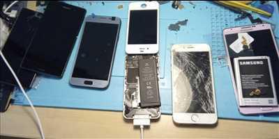 Exemple de réparation de smartphone n°3021 à Mende par Micro Smart