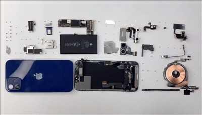 Photo de réparation de téléphone n°3022 à Mende par le réparateur Micro Smart